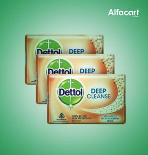 Bar Soap Deep Cleanse 3x