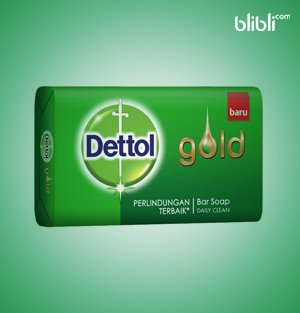Gold Bar Soap Daily Clean