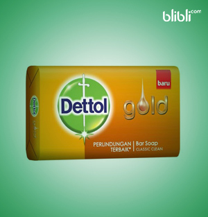 Gold Bar Soap Classic Clean