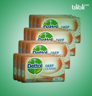 Bar Soap Deep Cleanse 12x