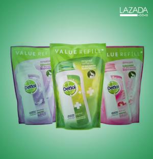 Body Wash Skincare + Refill