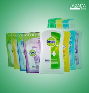 Starter Pack Bodywash