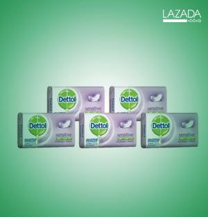 Bar Soap Sensitive 5x