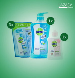 Cool & Hand Wash Package