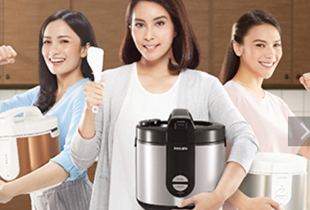 PHILIPS Disc. Up To 30% + Extra Diskon s/d Rp 200.000*