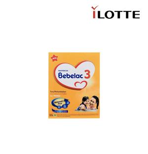 Bubuk Bebelac 3 Vanilla 1800g