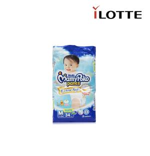 Mamypoko Pants Extra Soft M Boy 34S
