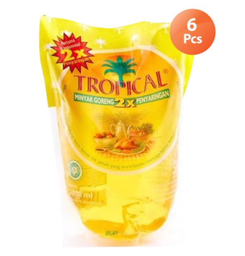 Tropical 2L x 6pcs