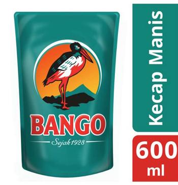 Kecap Bango Pouch 600ml