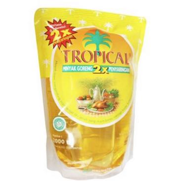 Tropical Minyak Goreng 2L