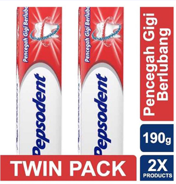 Pepsodent 190g