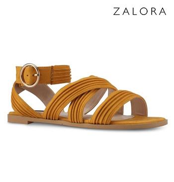 Microfiber Sandals