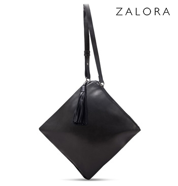 Tassel Prism Feed Bag