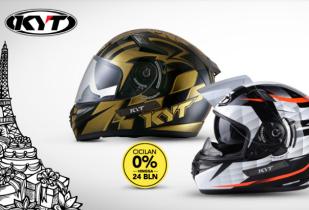 Promo Helm KYT Harga Terbaik Discount Up To 13%