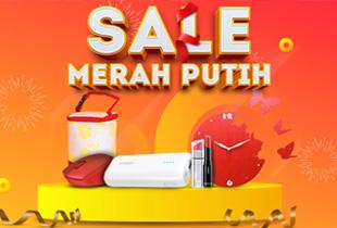 Sale Merah Putih Up To 50% Off