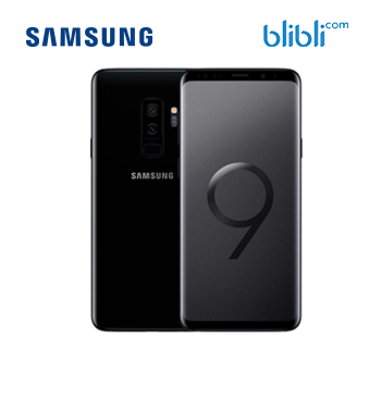S9 Plus - Midnight Black 128GB