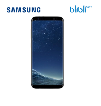 S8+ - Midnight Black 64GB