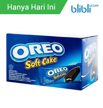 Oreo Bolu Softcake