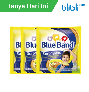 Blue Band Serbaguna Multi Pack