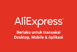 Promo Aliexpress - Top Sellers