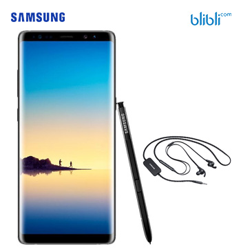Note8 - Midnight Black 64GB