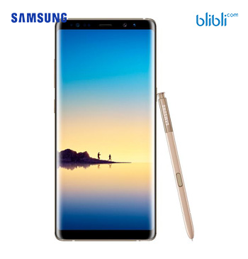 Note8 - Maple Gold 64GB