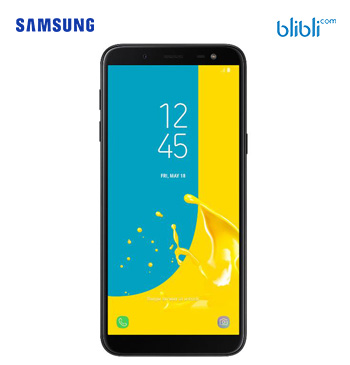 Galaxy J6 - Black 64GB