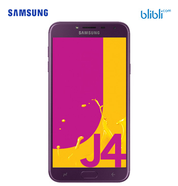 Galaxy J4 - Purple 32GB