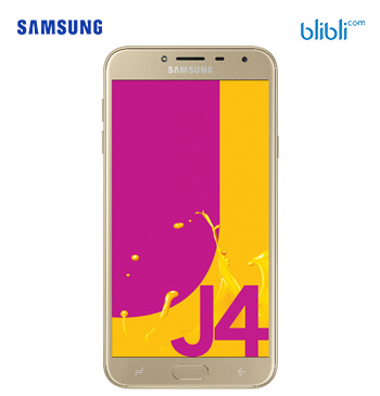 Galaxy J4 - Gold 32GB