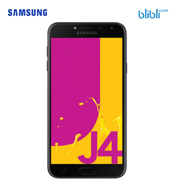 Galaxy J4 - Black 16GB