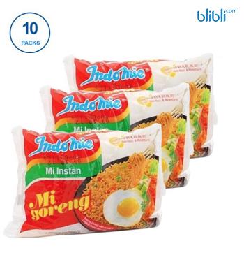 Mie Goreng Special 10 pcs