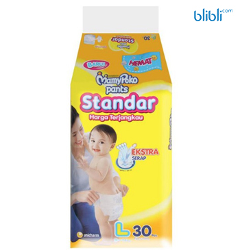 Standar Pants 30 pcs / L