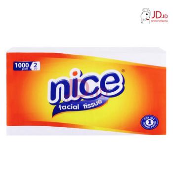 Nice Facial Tissue 1000 g