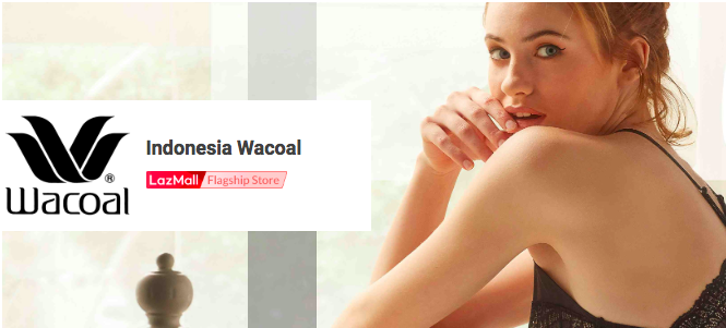 Lazada Promo - Diskon 10% Wacoal