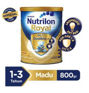 Nutrilon Royal 3 Madu - 800gr