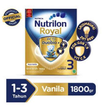Nutrion Royal 3 Vanilla - 1800gr