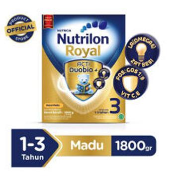 Nutrion Royal 3 Madu - 1800gr