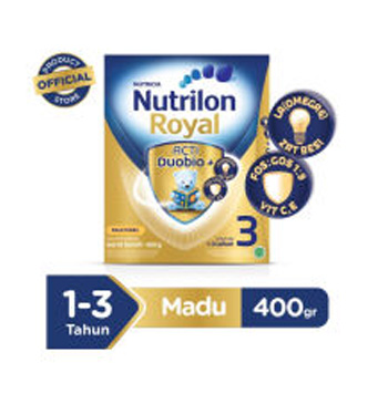 Nutrilon Royal 3 Madu - 400gr