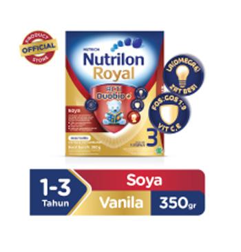 Nutrilon Royal 3 Soya - 350gr