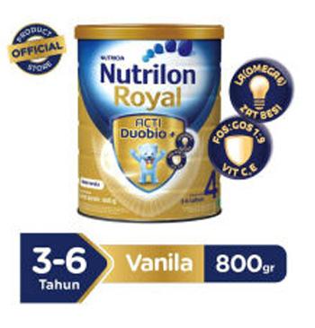 Nutrilon Royal 4 Vanilla - 800gr