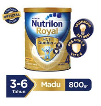 Nutrilon Royal 4 Madu - 800gr