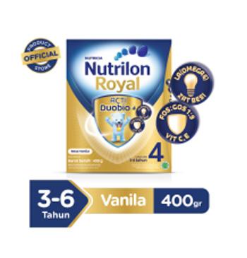 Nutrilon Royal 4 Vanilla - 400gr