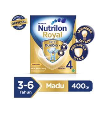 Nutrilon Royal 4 Madu - 400gr