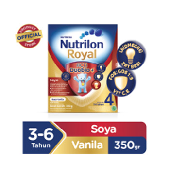Nutrilon Royal 4 Soya - 350gr