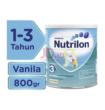 Nutrilon 3 Vanilla - 800gr