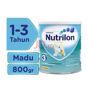 Nutrilon 3 Madu - 800gr