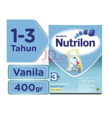 Nutrilon 3 Vanilla - 400gr