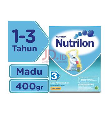 Nutrilon 3 Madu - 400gr