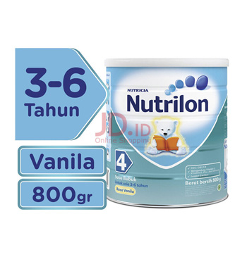 Nutrilon 4 Vanilla - 800gr