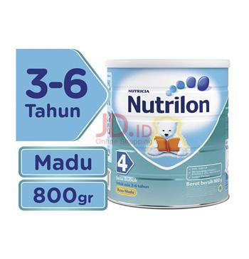 Nutrilon 4 Madu - 800gr